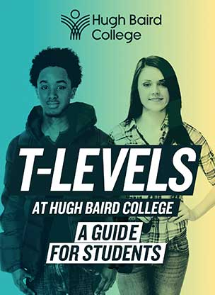 T Levels at Hugh Baird College