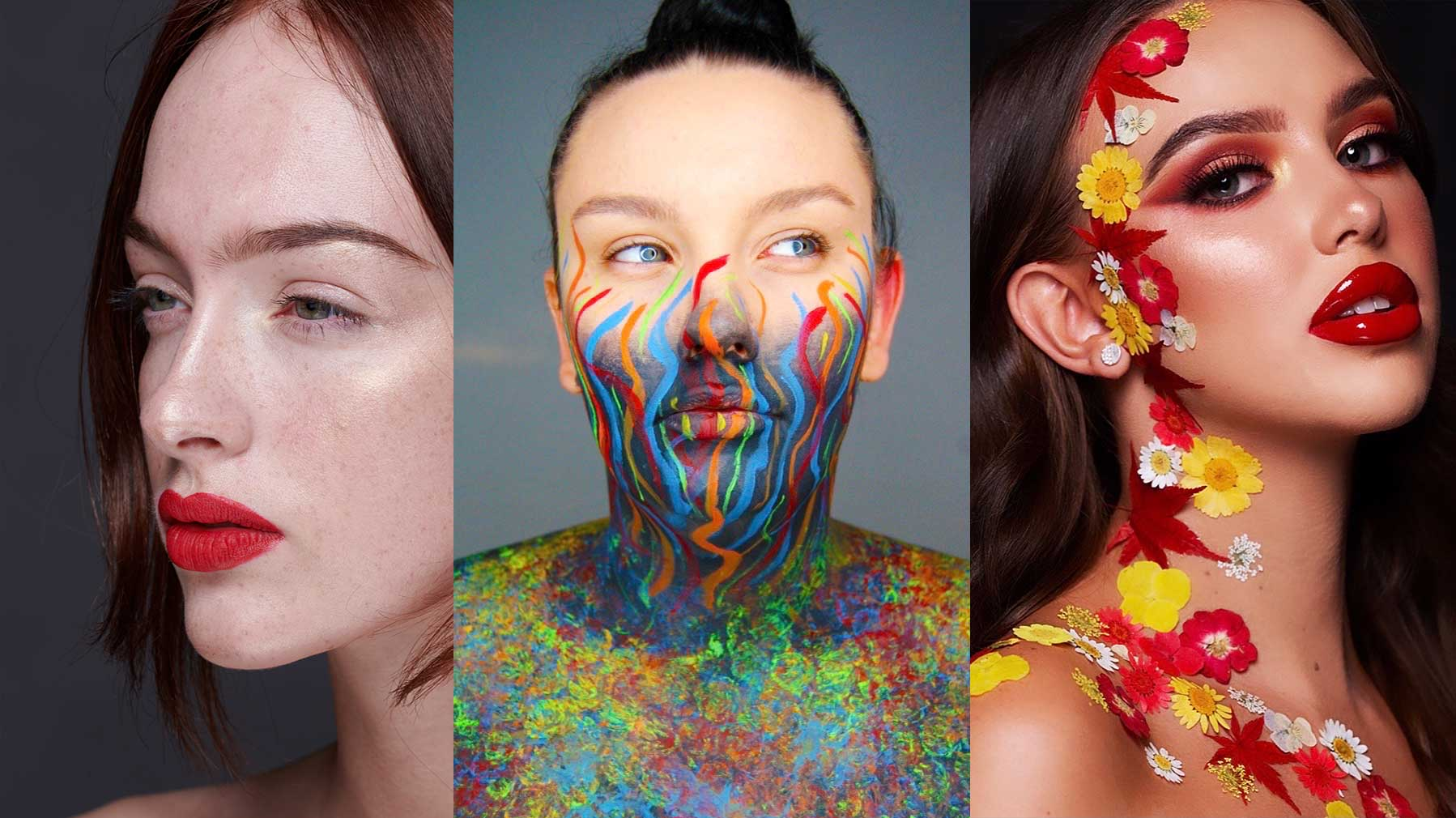 Creative Make Up Design And Practice
